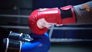 #قف_للتحشيش .. ملاكمة دولية
