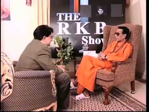 Balasaheb Thackeray's most truthful interview, ever !    THE RKB SHOW