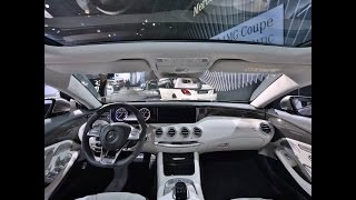 Mercedes-Benz at the 2014 New York International Auto Show