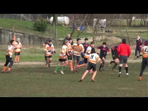 Ivrea Rugby U14 - 2013 03 09 - Chieri/Cus/Volpi Eporediesi triangolare