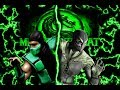 Mortal Kombat Cartoon (M.U.G.E.N.)-Reptile Gameplay.