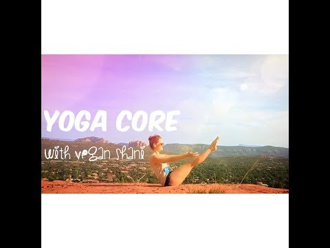 Yoga Core : Arms/Shoulders Bonus with vegan shani