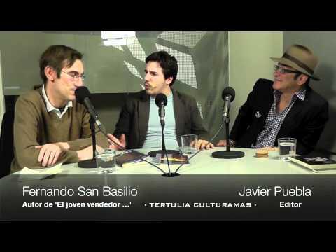 Periodista Digital. Tertulia Culturamas con Fernando San Basilio y Javier Puebla. 10 mayo 2012