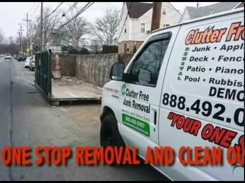 Free Junk Removal >> Clutter Free Junk Removal Service Clean Outs Official Video