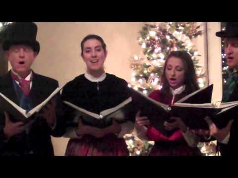 Desert Carolers  The Christmas Song