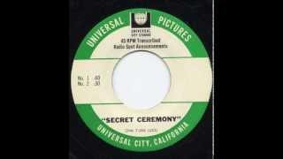 Secret Ceremony  - Radio Spot
