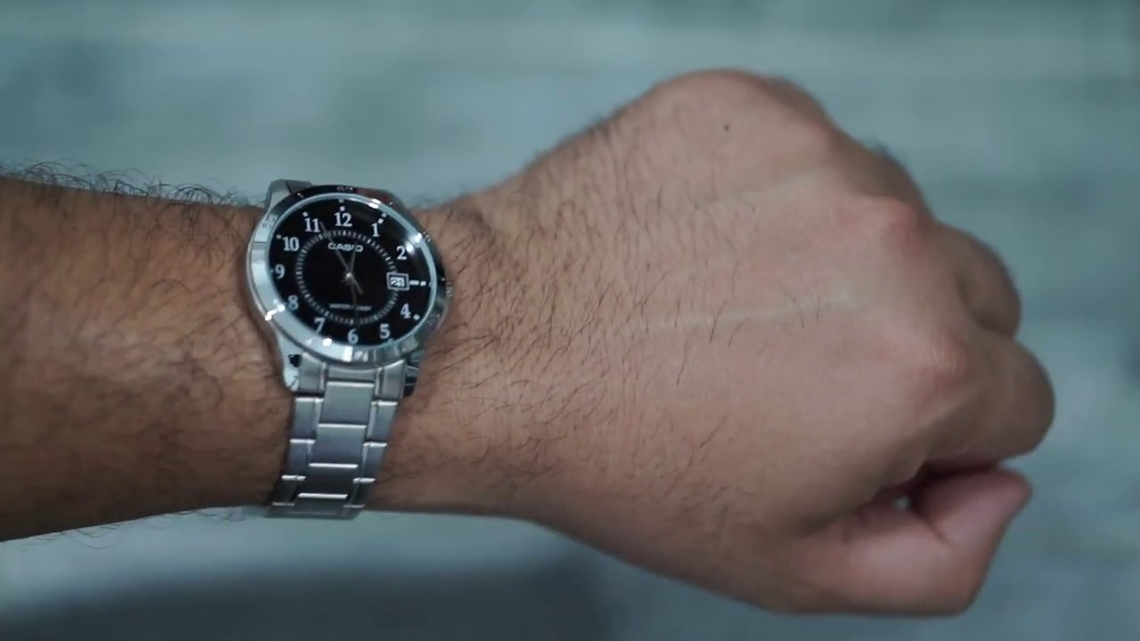 Casio Standard Mtp V004d 1budf Quick Preview Youtube