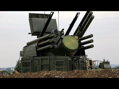 Syria: Missiles fired at air bases, says state TV