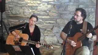 arianne and Mike Fritz ~ Concrete and Barbed Wire ~ Lucinda Williams