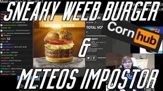 C9 Sneaky | Sneaky Weeb Burger & Meteos Impostor