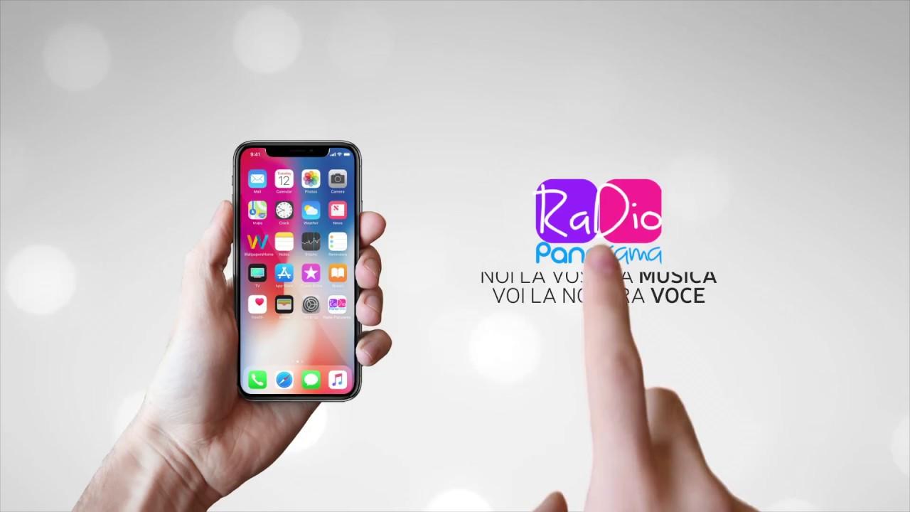 Radio Panorama App Promo