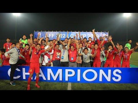 Detik-Detik Kemenangan Timnas U-22  Di Final AFF CHAMPIONSHIP 2019