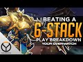 Overwatch: Beating a 6-Stack Deathball