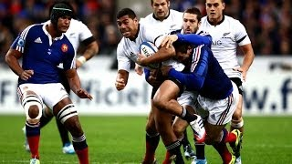 France vs All Blacks 2013 Highlights - End Of Year Tour
