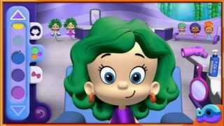 Bubble Guppies Good Hair Day - Full Game HD 2014