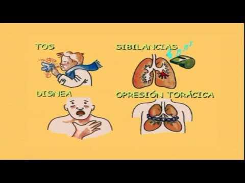 CONSEJO OSTEOPATIA - Problemas respiratorios