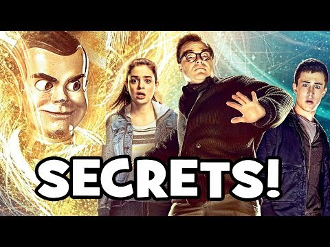 10 Things You Didn't Know About Goosebumps