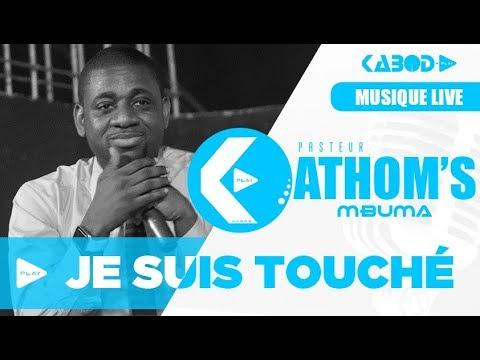 ATHOM'S MBUMA - JE SUIS TOUCHÉ (LIVE KINSHASA)