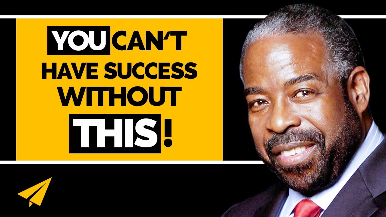 Les Brown's Top 10 Rules For Success (@LesBrown77)