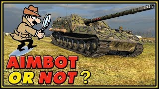 Aimbot or Not? - Object 263 - 11 Kills - World of Tanks Gameplay