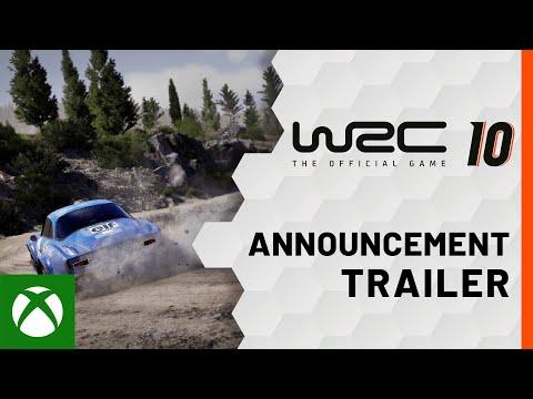 WRC 10 - Reveal Trailer