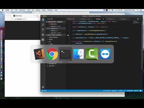 React Redux Saga Full Working Example with API call