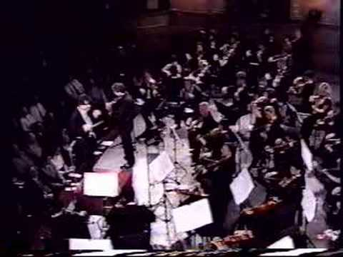 RICO SACCANI, conductor BRAHMS Violin Concerto Axel Strauss, violin