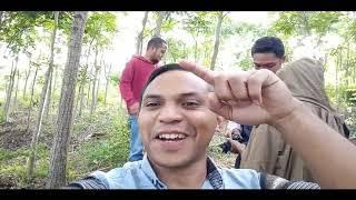 Gambar cover vlog behind the scene lagu in My Dream dari Neo clan B..