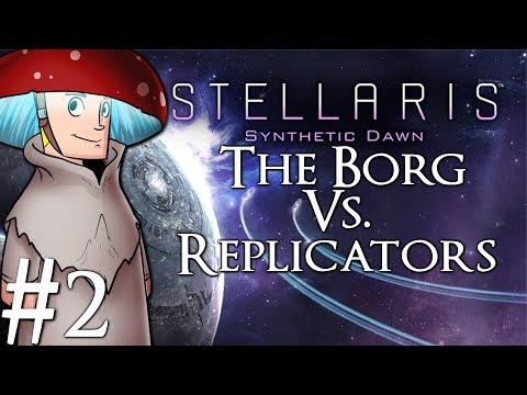 Stellaris   Multiplayer   Synthetic Dawn   Part 2