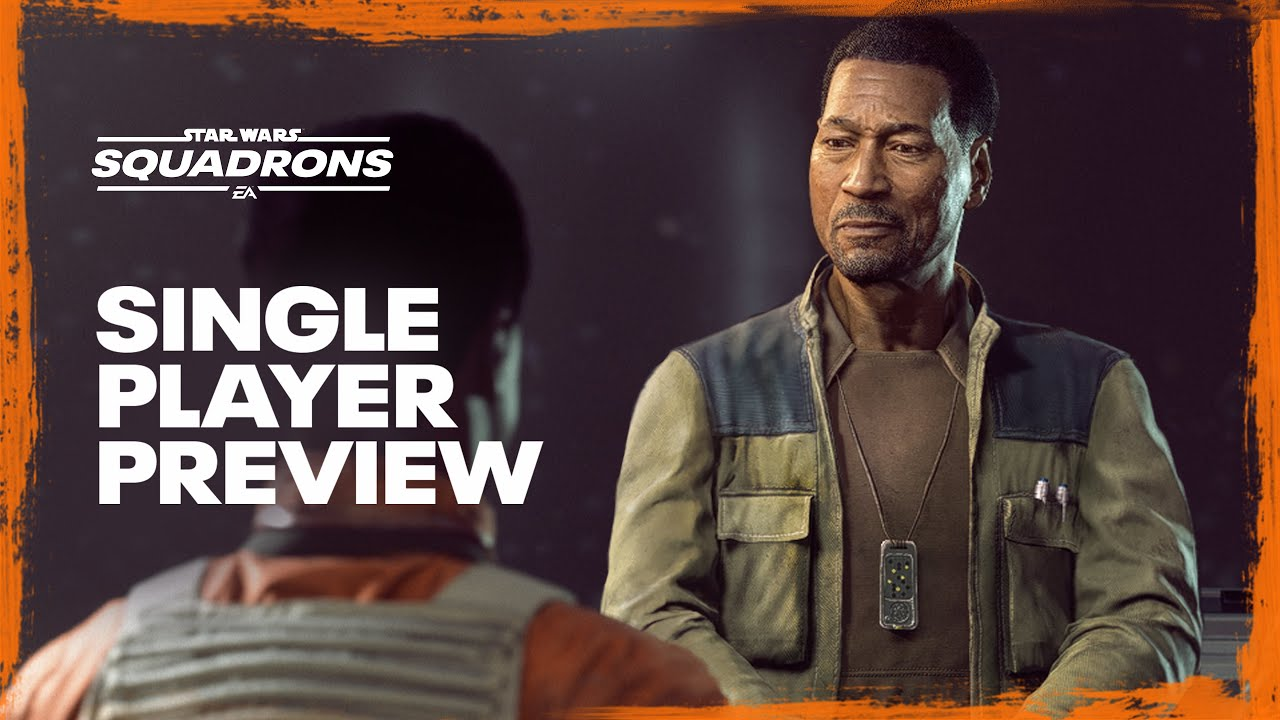 Star Wars: Squadrons – Official Single Player Preview