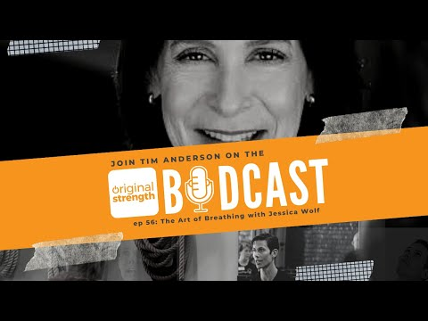 BodCast Episode 56: The Art of Breathing with Jessica Wolf