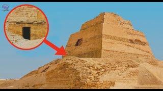 """اكتشافات """" مذهلة حديثة العهد """" في مصر """" من زمن الفراعنة """""""