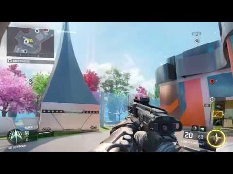 Nuketown on top of the map glitch BO3 deutsch/ger