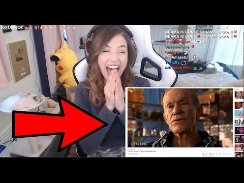 Pokimane Reacts To Pewdiepie *YouTube Rewind 2018 but it's actually good*