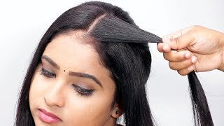 Easy Beautiful Long Hair Hairstyle || Hairstyle for Girls