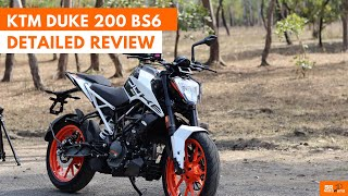 KTM Duke 200 BS6 | Worth to buy or not ?