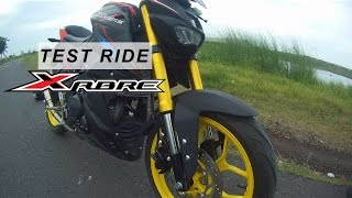 #28 MT15 atau XABRE I Test Ride I Motovlog