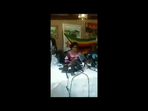 Former VP Joice Mujuru Press Conference 16 Nov 2017