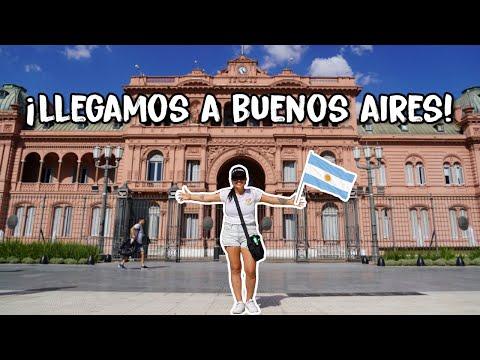 Lo BÁSICO para armar tu viaje a Buenos Aires | MPV en Argentina #1