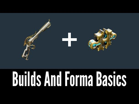 How To Mod and Forma Every Weapon in Warframe