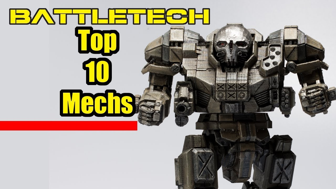 BattleTech – Top 10 Best Mechs In BattleTech – Best Battletech Mech Builds [PC][2018]