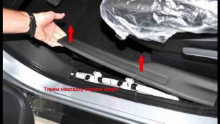 Детальная установка автозапуска(Детальная установка сигнализации с автозапуском на автомобиль Митцубиши Оутлендер 2012-2013 модельного года..., 2013-07-16T06:58:21.000Z)