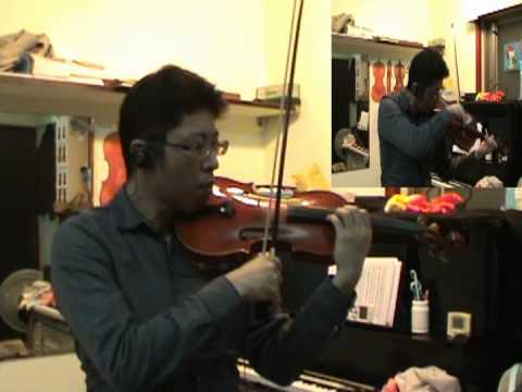 Star Wars Darth Vader Theme: The Imperial March for 2 Violins
