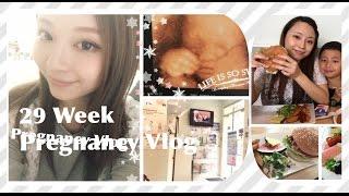 29 WEEK PREGNANCY VLOG♥ Thumbnail