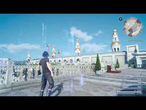Final Fantasy XV - God mode ITA - Come diventare immortali ed esplorare completamente il mondo