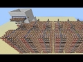 Minecraft pe: 3d animation map (command blocks creation) android