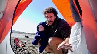HOW TO GO CAMṖING WITH A BABY ⛺️ 👶🏻👍🏼