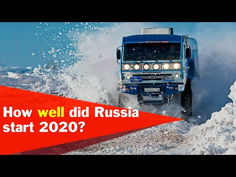 How well did Russia start 2020?