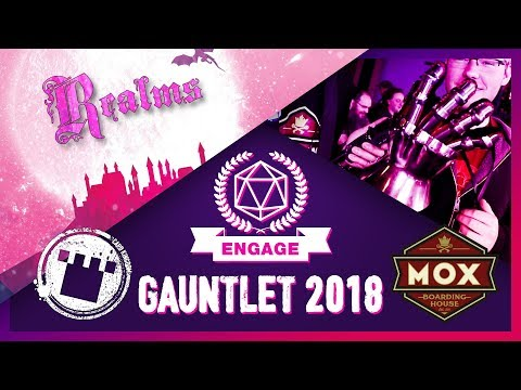 The Gauntlet 2018 - Gaming for Charity
