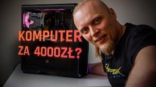Komputer za 4000 zł? Bitfenix Enso Mesh obudowa za 400 zł